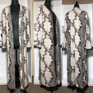 Silverado Apparel maxi duster